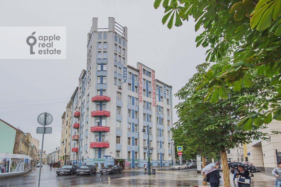 Фото дома 5-комнатной квартиры по адресу Калашный пер. 4/1