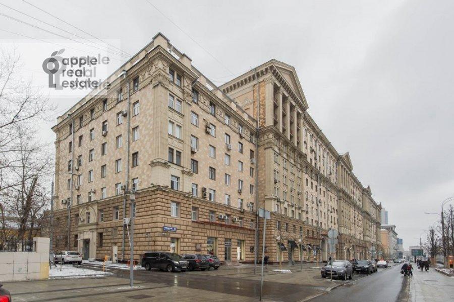 Фото дома 4-комнатной квартиры по адресу Новинский бульв. 18c1