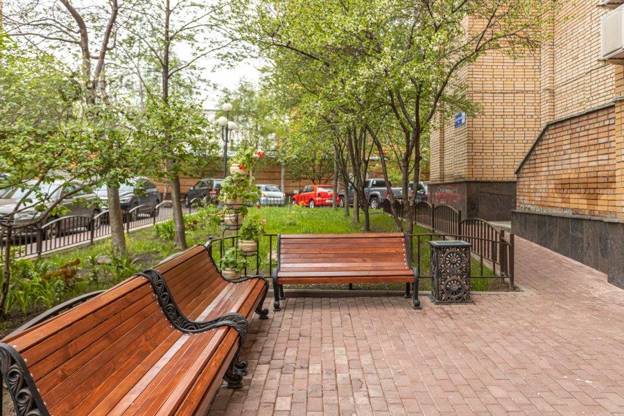 Фото дома 3-комнатной квартиры по адресу Зоологическая ул. 28с2