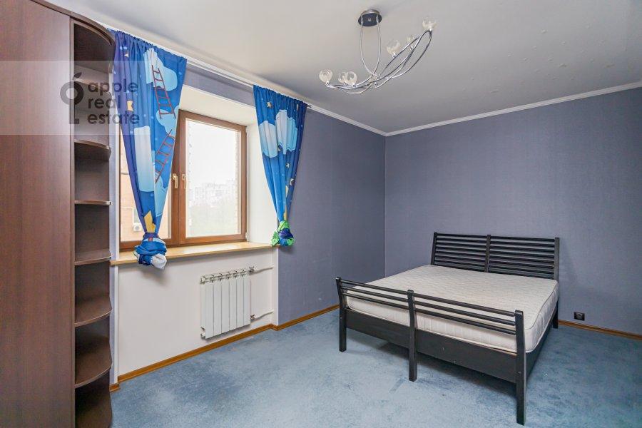 Спальня в 3-комнатной квартире по адресу Зоологическая ул. 28с2