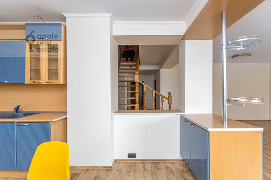 Кухня в 3-комнатной квартире по адресу Зоологическая ул. 28с2