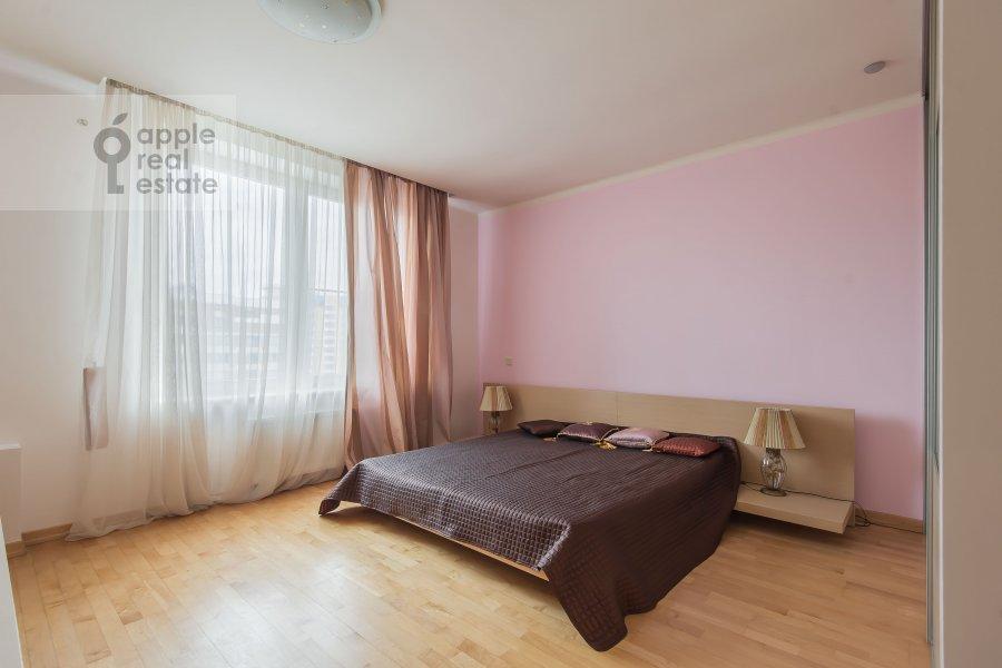 Спальня в 4-комнатной квартире по адресу Ленинский пр-т. 128