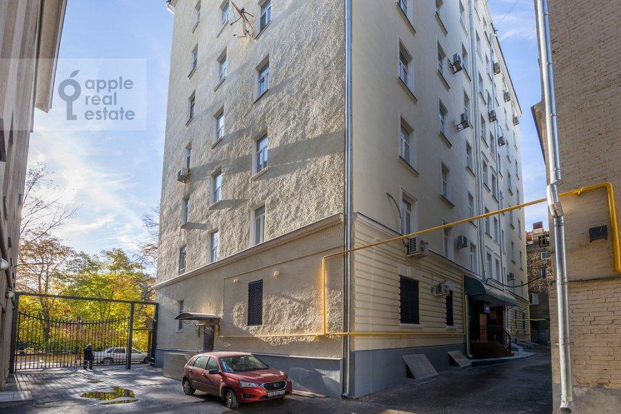 Photo of the house of the 3-room apartment at Tverskaya ulitsa 29k2