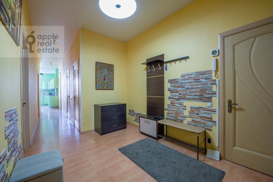 Corridor of the 3-room apartment at Tverskaya ulitsa 29k2
