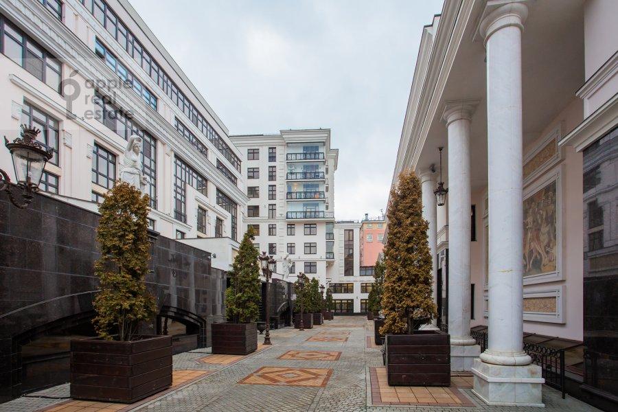 Фото дома 4-комнатной квартиры по адресу Подсосенский пер. 3к3