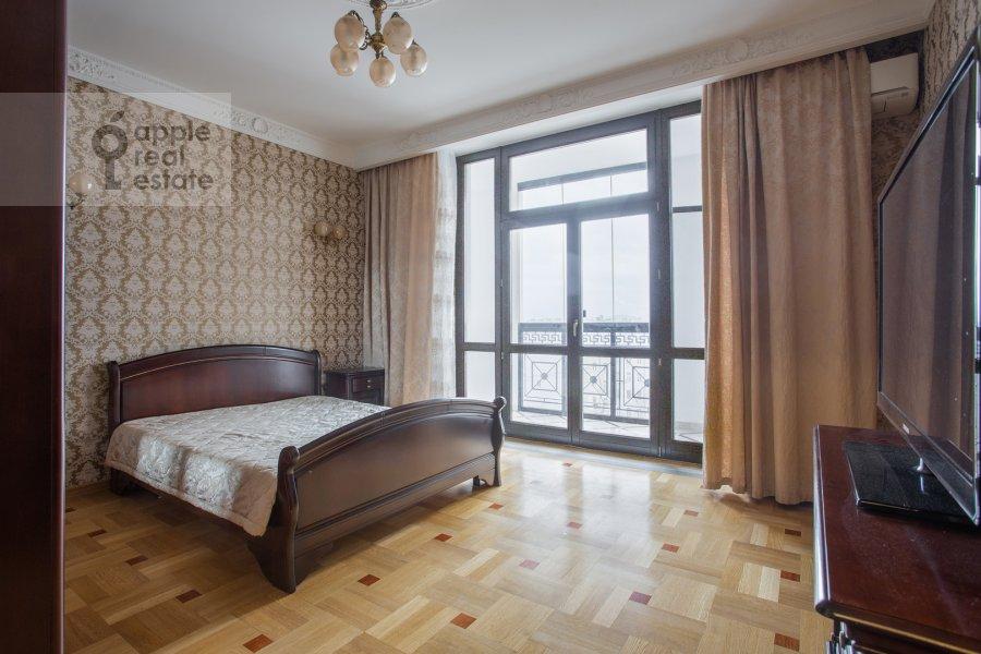 Спальня в 4-комнатной квартире по адресу Подсосенский пер. 3к3