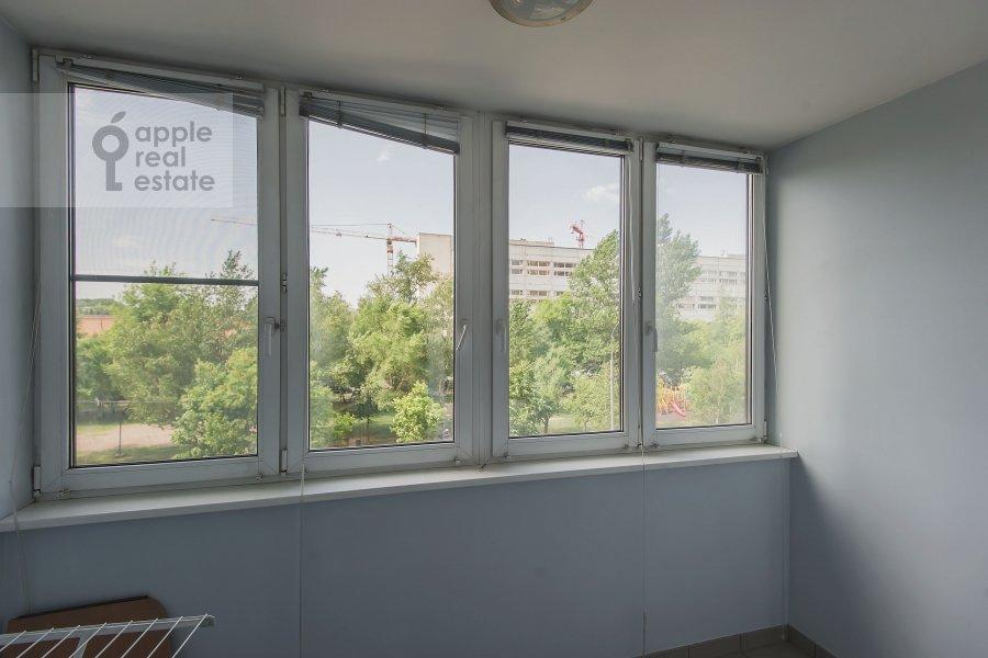 Балкон / Терраса / Лоджия в 4-комнатной квартире по адресу Пулковская ул. 4 к 3