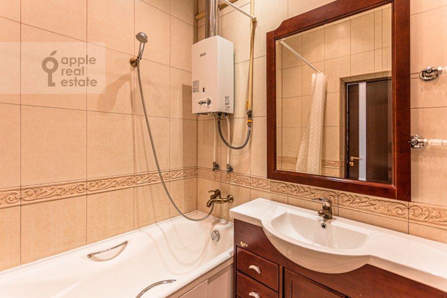 Bathroom of the 2-room apartment at Tverskaya-Yamskaya 1-ya ul. 18