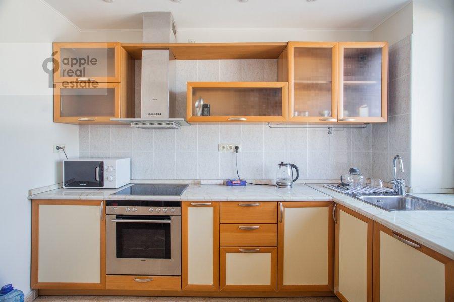 Kitchen of the 3-room apartment at Dmitrovka Malaya ul. 15