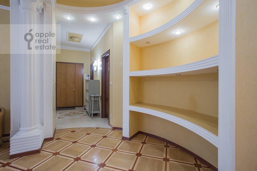 Corridor of the 4-room apartment at Obydenskiy 1-y per. 5