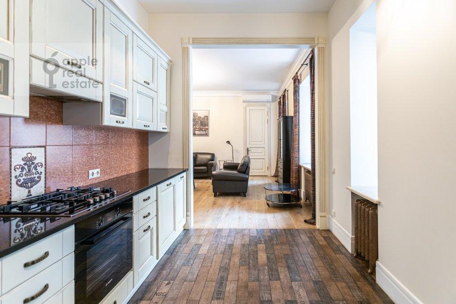 Kitchen of the 3-room apartment at Tverskaya-Yamskaya 4-ya ul. 24