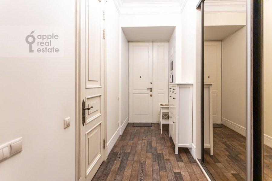 Corridor of the 3-room apartment at Tverskaya-Yamskaya 4-ya ul. 24