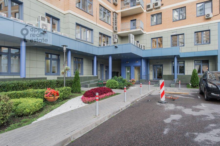 Фото дома 3-комнатной квартиры по адресу Вернадского пр-т. 92к1