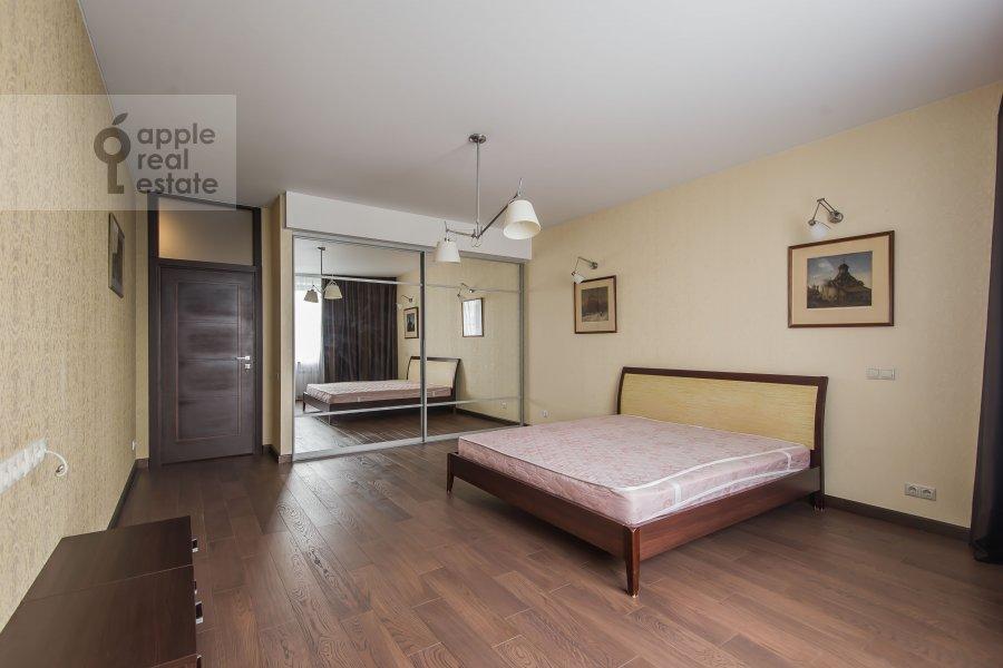 Спальня в 3-комнатной квартире по адресу Вернадского пр-т. 92к1
