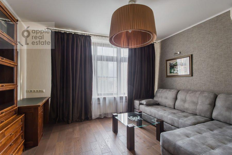 Детская комната / Кабинет в 3-комнатной квартире по адресу Вернадского пр-т. 92к1