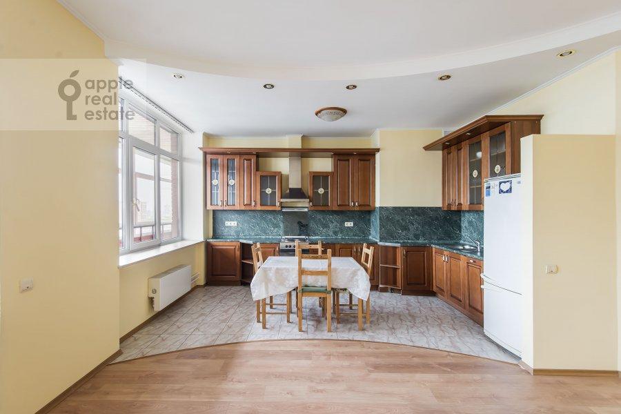 Кухня в 3-комнатной квартире по адресу Ленинградский проспект 76к4