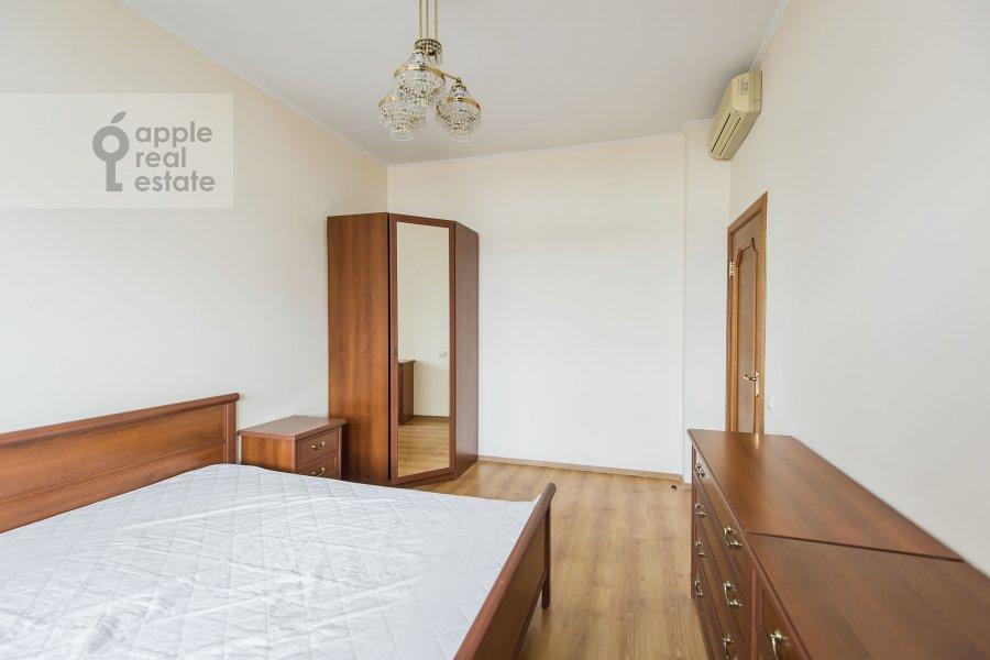 Спальня в 3-комнатной квартире по адресу Ленинградский проспект 76к4
