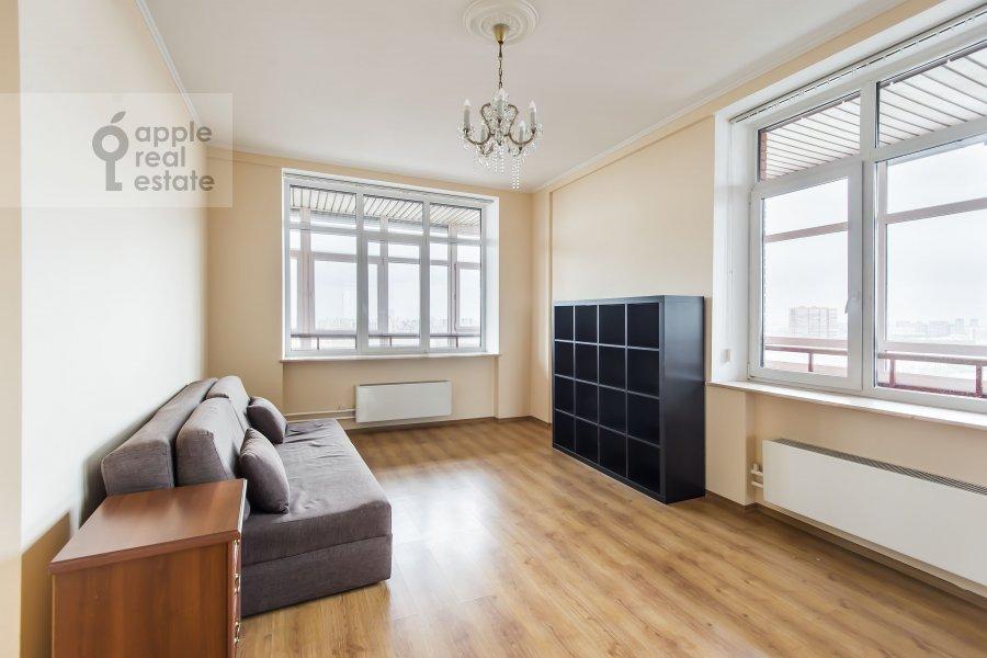 Детская комната / Кабинет в 3-комнатной квартире по адресу Ленинградский проспект 76к4