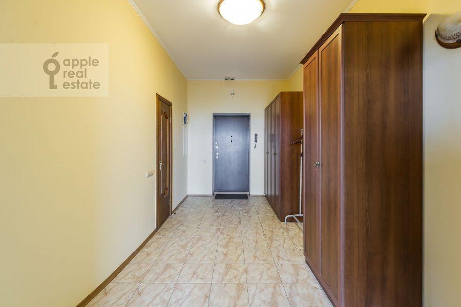 Коридор в 3-комнатной квартире по адресу Ленинградский проспект 76к4