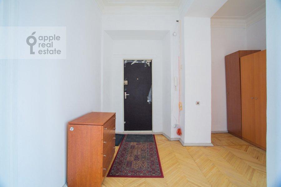 Corridor of the 4-room apartment at Smolenskiy bul'v. 15