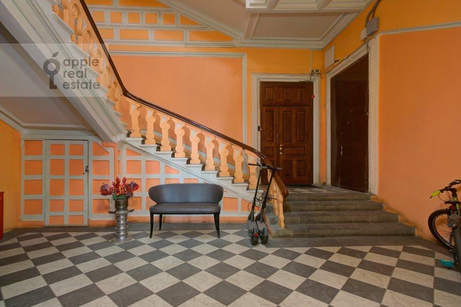Фото дома 2-комнатной квартиры по адресу Староконюшенный переулок 33