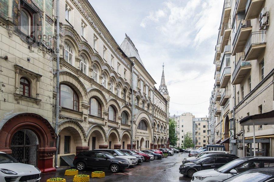 Фото дома 5-комнатной квартиры по адресу Тверская ул. 6с6