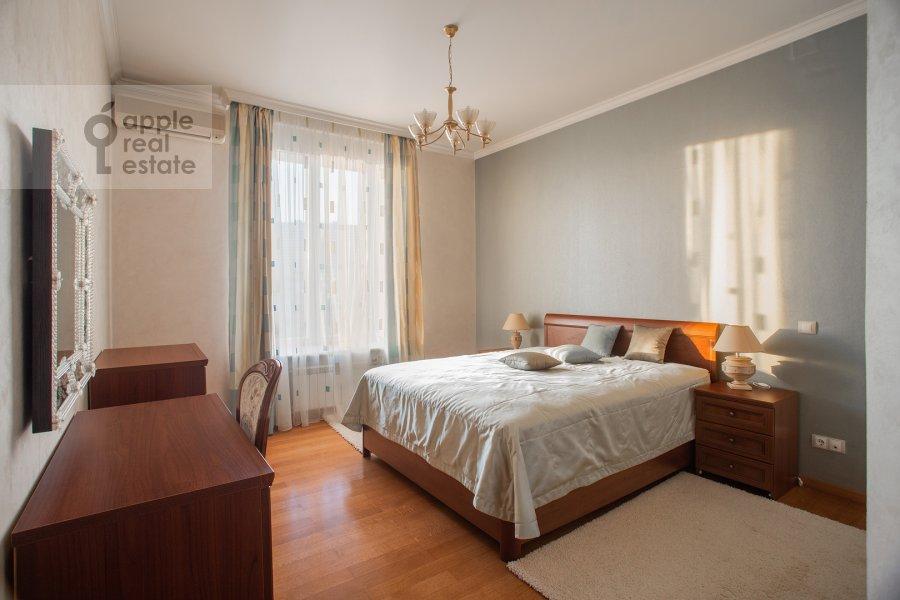 Спальня в 3-комнатной квартире по адресу Арбат ул. 51с1
