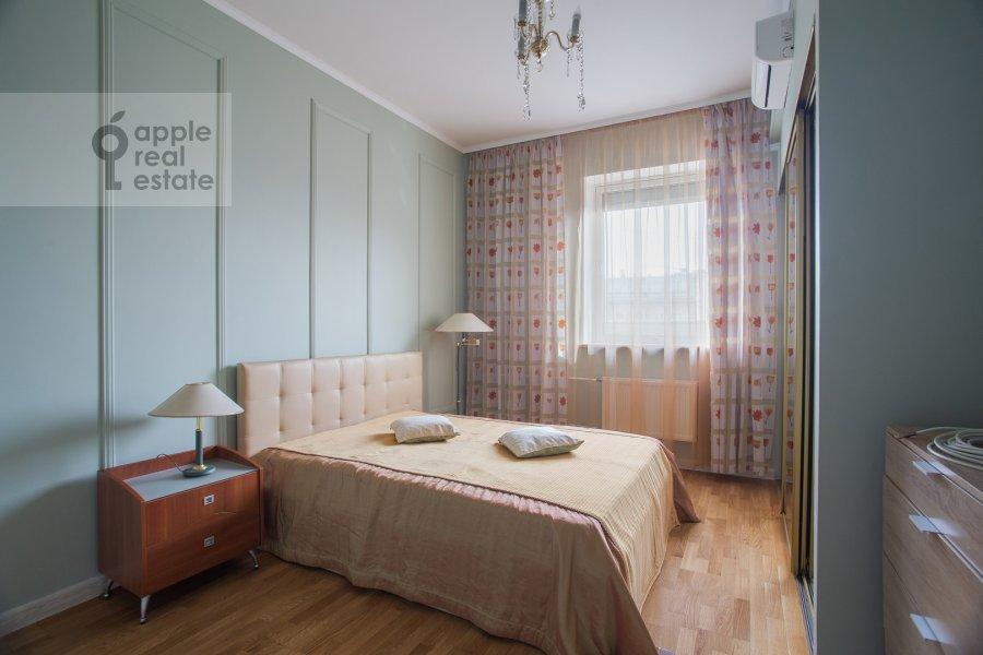 Спальня в 3-комнатной квартире по адресу Николопесковский Малый пер. 4