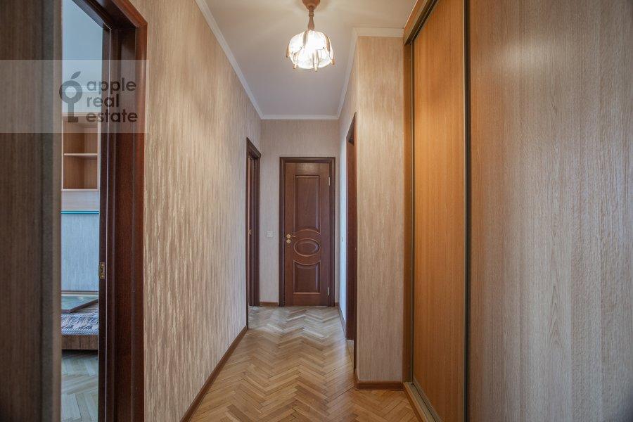 Corridor of the 4-room apartment at Nikitskiy bul'v. 17