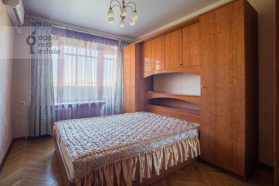 Bedroom of the 4-room apartment at Nikitskiy bul'v. 17