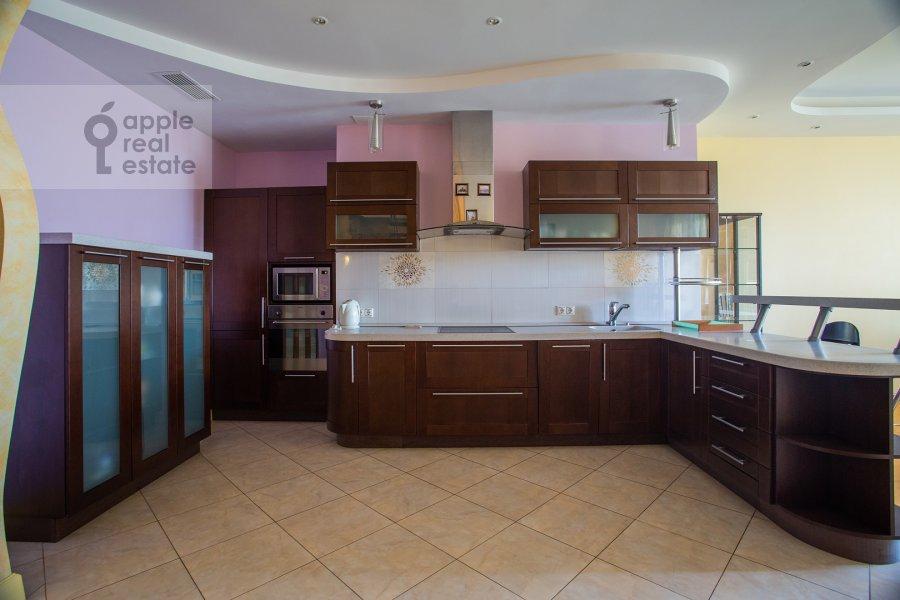 Кухня в 3-комнатной квартире по адресу Минская ул. 1Гк2