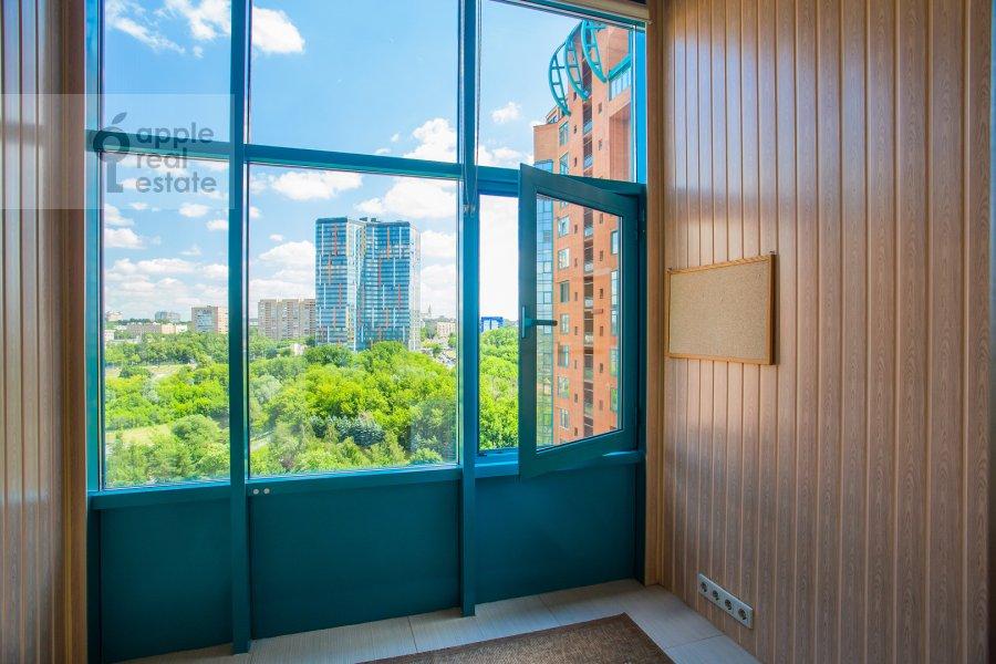 Балкон / Терраса / Лоджия в 3-комнатной квартире по адресу Минская ул. 1Гк2
