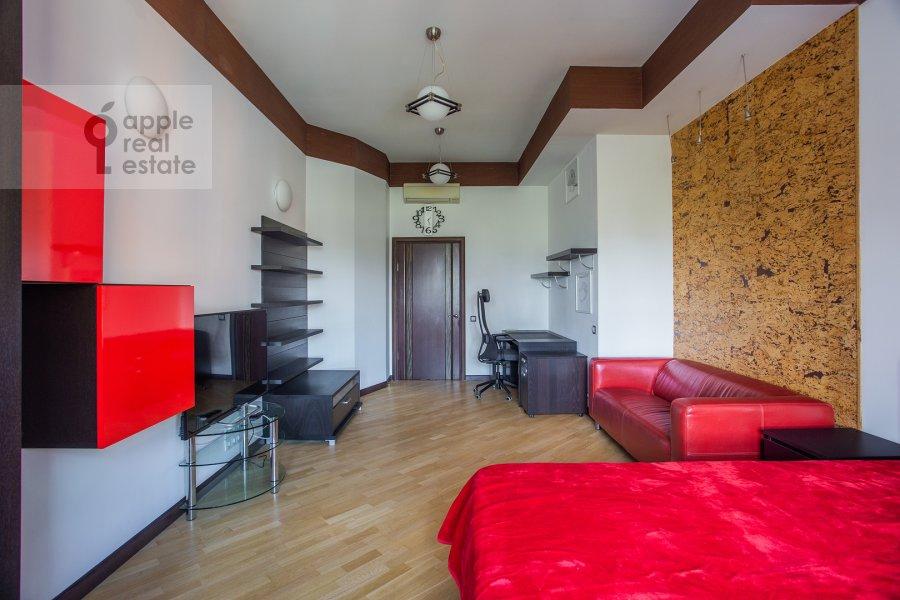 Спальня в 3-комнатной квартире по адресу Минская ул. 1Гк2