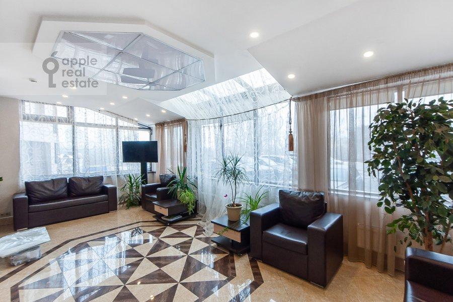 Photo of the house of the 4-room apartment at Davydkovskaya ulitsa 16