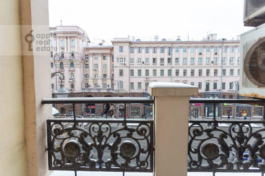 Балкон / Терраса / Лоджия в 5-комнатной квартире по адресу Тверская ул. 28с1