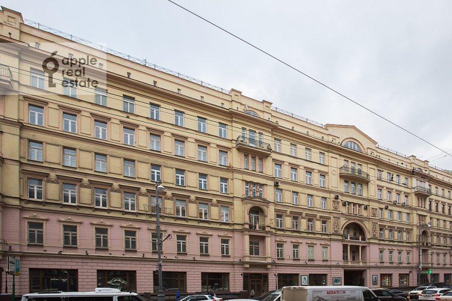 Фото дома 5-комнатной квартиры по адресу Тверская ул. 28с1