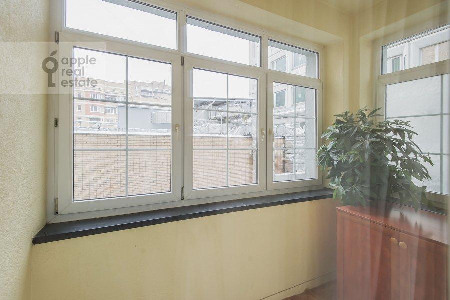 Балкон / Терраса / Лоджия в 4-комнатной квартире по адресу Самотечный 3-й пер. 11с2