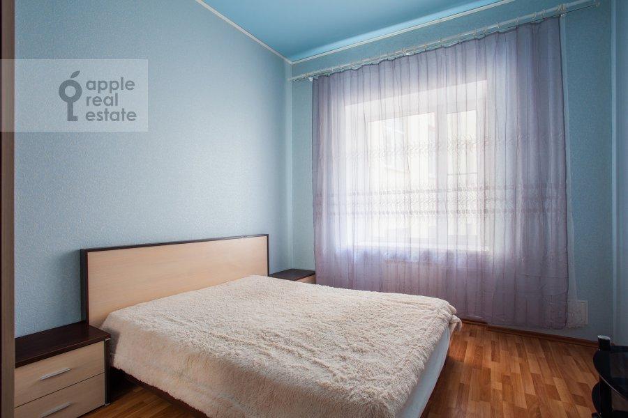 Спальня в 4-комнатной квартире по адресу Климентовский пер. 6