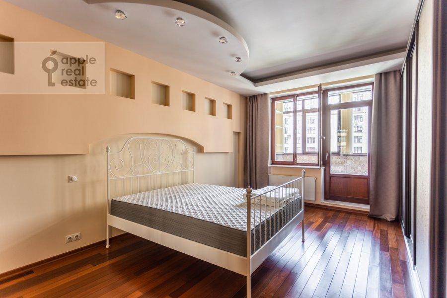 Спальня в 3-комнатной квартире по адресу Климентовский пер. 2