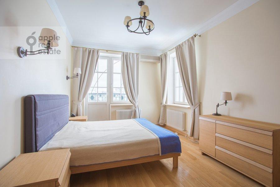 Спальня в 4-комнатной квартире по адресу Береговая улица 8к1
