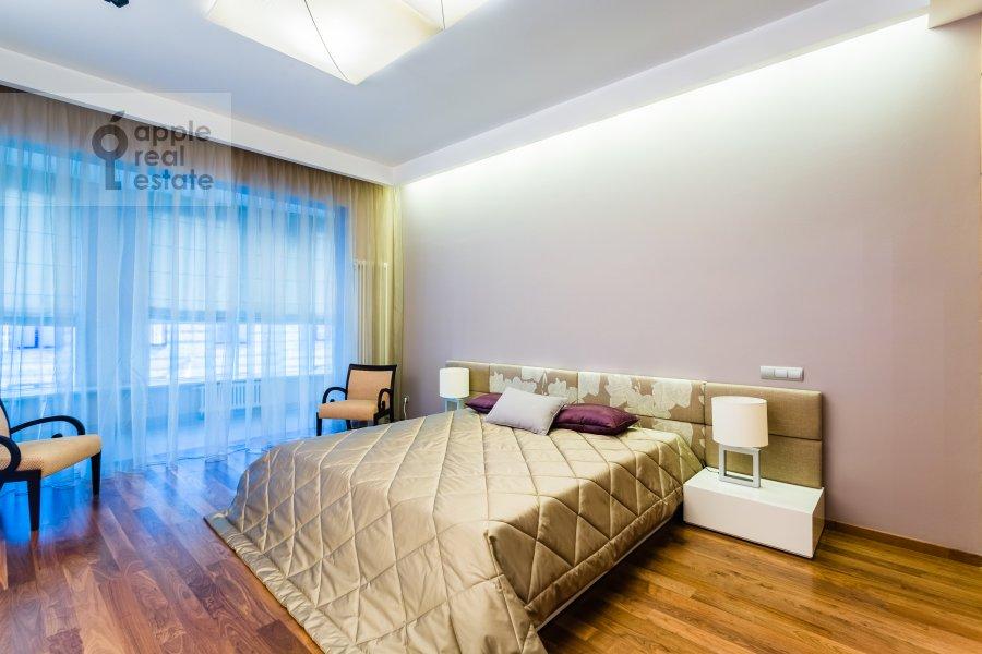 Спальня в 5-комнатной квартире по адресу Улофа Пальме 7