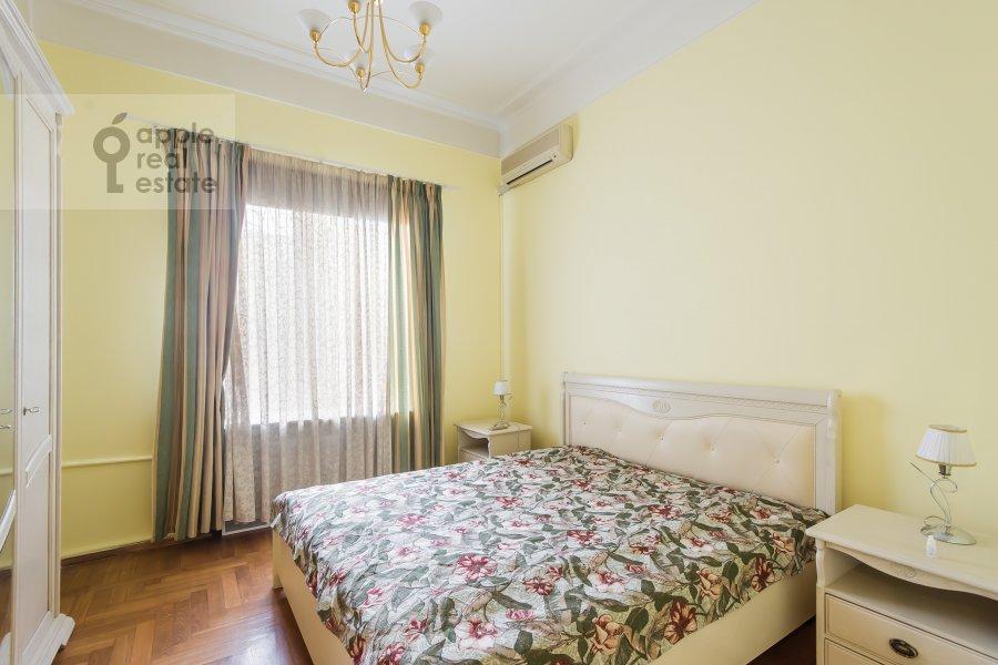 Спальня в 4-комнатной квартире по адресу Тверская ул. 27с2