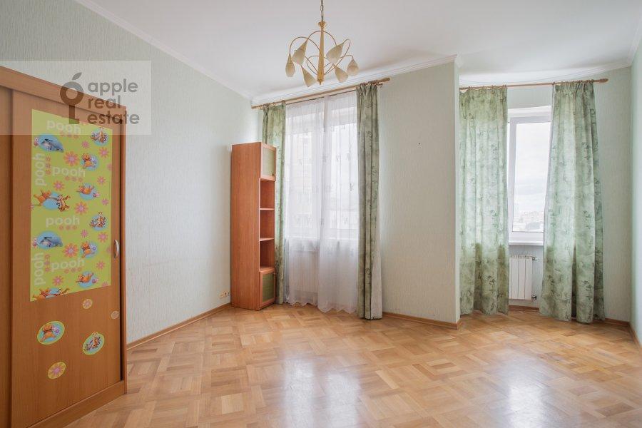 Children's room / Cabinet of the 4-room apartment at Petrovsko-Razumovskaya alleya 10k2