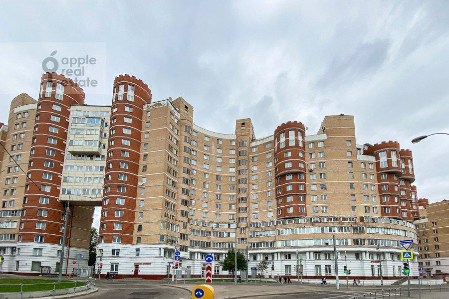 Photo of the house of the 4-room apartment at Petrovsko-Razumovskaya alleya 10k2