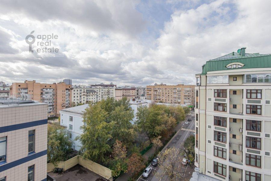 View from the window of the 6-room apartment at Tverskaya-Yamskaya 3-ya ul. 44