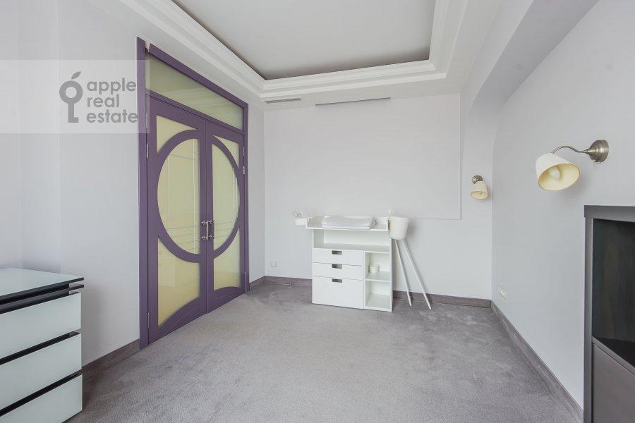 Children's room / Cabinet of the 6-room apartment at Tverskaya-Yamskaya 3-ya ul. 44