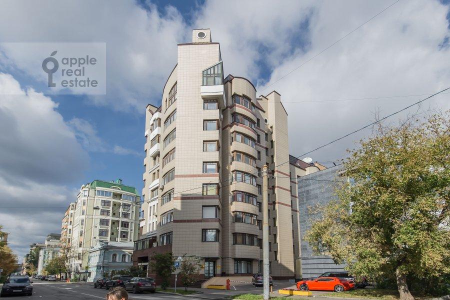 Photo of the house of the 6-room apartment at Tverskaya-Yamskaya 3-ya ul. 44