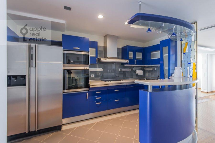 Kitchen of the 6-room apartment at Tverskaya-Yamskaya 3-ya ul. 44