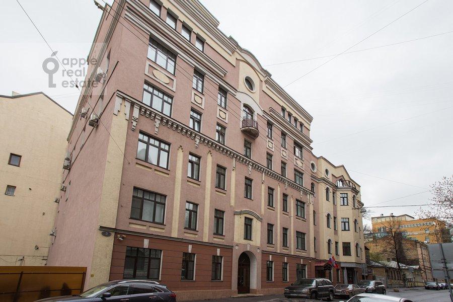 Фото дома 4-комнатной квартиры по адресу Мансуровский пер. 5