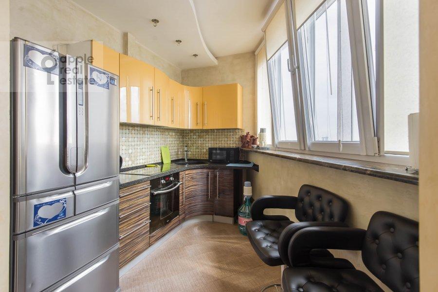 Кухня в 3-комнатной квартире по адресу Ходынский бульвар 5к2